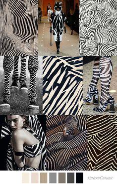 ZEBRA LINES - color, print & pattern trend inspiration for FW 2019 by Pattern Curator.Pattern Curator is a trend service for color, print and pattern inspiration. Mode 2018 Trends, Fashion 2018 Trends, Fashion 2017, Fashion Dresses, Casual Dresses, Animal Print Fashion, Fashion Prints, Fashion Design, Animal Prints