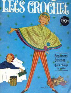 Vintage Crochet Book