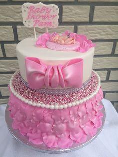 Babyshower Cake Girl