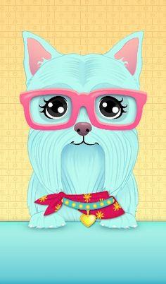 Animated dog lol :)