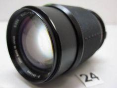 L1536GC SIGMA 135mm F2.8 ジャンク_画像1