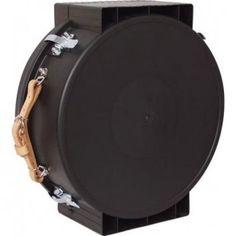 e44b47d628d96 Caixa com suporte para carregar laços em geral.Confeccionada em plástico de  alta resistência