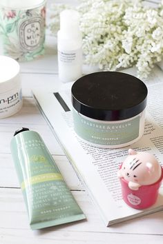 The body care edit – my favorite hands, body, and feet products // Geeky Posh