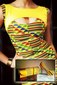 Kente Cloth! The Shocking Origin, Meaning and History Of Royal Fabric | FashionGHANA.com (100% African Fashion)