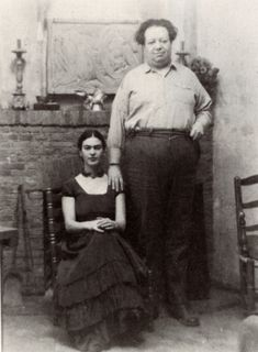 Cave to Canvas, Frida Kahlo and Diego Rivera at Coyoacan, c. 1930