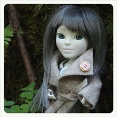 Makies: digital printed dolls you design. Kinda creepy, kinda cool.