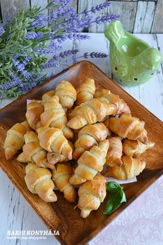 Barbi konyhája: Kiflicskék Shrimp, Snacks, Meat, Cooking, Recipes, Food, Drink, Hair, Kitchen