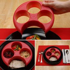 portion control plate, omg i want one so bad!!