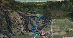 Bergtour in den Bayerischen Voralpen, die auf mittelschwerer Strecke von Osterhofen auf den Wendelstein (1.838 m) führt.