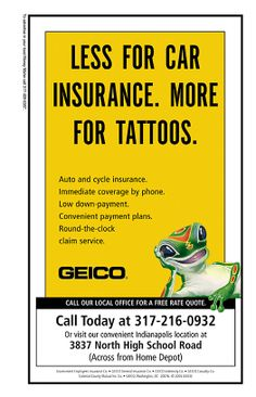 geico car insurance average