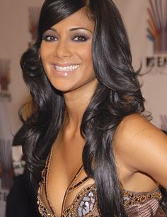 Nicole Scherzinger has the beautiful hair Nicole Scherzinger Hair, Celebrity Hairstyles, Cool Hairstyles, Curly Hair Styles, Natural Hair Styles, Goddess Hairstyles, Hair Pictures, About Hair, Her Hair