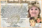 Shelva Conrad Rafte Unsolved Missing-2006-PA