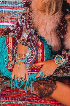 Turquoise jewelry gypsetstyle