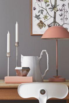 BorgeTapet2 Pigment fra Borås Tapeter er samling tapeter på naturlige, matte overflater, nydelige balanserte og sensuelle nyanser.