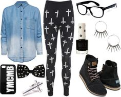 """""""YMCMB"""" by tyra-bryant ❤ liked on Polyvore"""