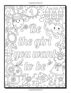 Amazon.com: Live Your Dreams: An Adult Coloring Book with ...