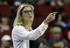 New coach of WNBA's Seattle Storm sees playoffs on horizon
