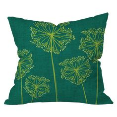 I pinned this Caroline Okun Hemlock Pillow from the DENY Designs event at Joss and Main!