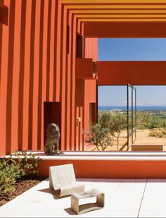 Bauhaus style by Bauhaus Ricardo and Victor Legorreta