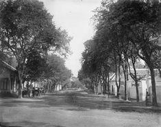 Heerenstraat Surabaya Java (sekarang jl. Rajawali) 1900 - 1940 (Collectie Tropenmuseum)