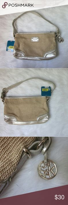 "The Sak Woven Shoulder Bag Sm NWT New with tags. Perfect little summer purse! Approx 10.5"" by 6.5"". Strap drop 8.5"".  Poly/pvc.  BUNDLE your likes and shoot me and OFFER! Glad to negotiate. Hundreds of items available for discounted bundle offers! The Sak Bags Mini Bags"