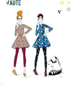 Vaute Couture Jackie dress
