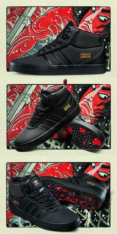 Capita Snowboards x adidas Snowboarding Adi-Trek Capital. Ian Bettany ·  Sneakers  adidas Skateboarding d540c5724