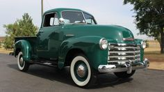 1952 Chevrolet 3100 5 Window presented as Lot at Denver, CO 1952 Chevy Truck, Chevy Pickup Trucks, Classic Chevy Trucks, Gm Trucks, Chevy Pickups, Classic Cars, Classic Gmc, Chevrolet 3100, Chevrolet Trucks