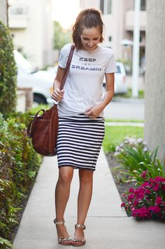 Wear Now, Wear Later: How to Transition Your Summer Pencil Skirts into Fall