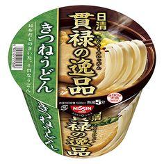 日清 貫禄の逸品 <きつねうどん> - 食@新製品 - 『新製品』から食の今と明日を見る!