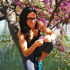 ¡Amaya_Fitness guapísima con mallas concentric! <3<3<3