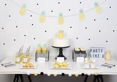 Fiestas, piña party