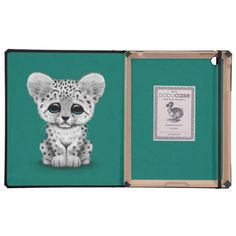 >>>This Deals          Cute Baby Snow Leopard Cub on Teal Blue iPad Folio Cases           Cute Baby Snow Leopard Cub on Teal Blue iPad Folio Cases in each seller & make purchase online for cheap. Choose the best price and best promotion as you thing Secure Checkout you can trust Buy bestThis D...Cleck Hot Deals >>> http://www.zazzle.com/cute_baby_snow_leopard_cub_on_teal_blue_case-256734468417527398?rf=238627982471231924&zbar=1&tc=terrest