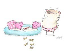 Date Night Pug!