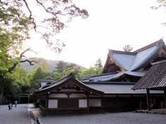 伊勢神宮  in Japan Ise Jingu