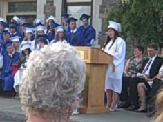Below is the video and transcript of the Coxsackie-Athens HS Class of 2010 valedictory speech that went viral on the web, thus proclaiming m...