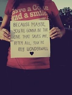 I have so many emotions that come to the surface with this song... Oasis-Wonderwall♥ #Lyrics #Music #Wonderwall #Oasis