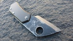 Pocket Midget Friction Folder by Gorillabladeworks on Etsy