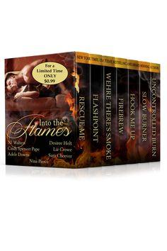 IntoTheFlames_Kindle_3d_sale