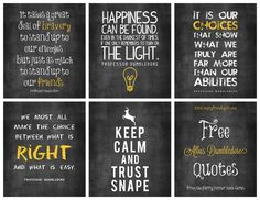 harry potter party decorations | Harry Potter crafts and party ideas / harry-potterish