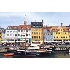 ::. Beautiful Copenhagen I don't want to leave you  .:: by plus_une_miette instagramers I like