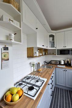 Ilyen egy szépen felújított, otthonos panellakás