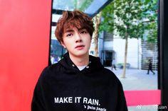 Darren Chen as Lei in Meteor Garden 2018 remake💖 A Love So Beautiful, Beautiful People, Asian Boys, Asian Men, Chen, F4 Meteor Garden, Shan Cai, Hua Ze Lei, Make It Rain