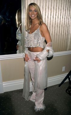 Britney Spears, Early 2000s Fashion, Grammys