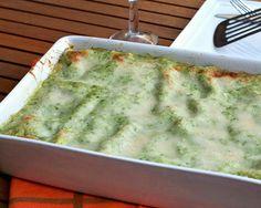 Cannelloni di Pesto Recipe