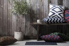 Home - Chhatwal & Jonsson Cushions, Throw Pillows, Bed, Home, Design, Stream Bed, Cushion, Ad Home, Homes