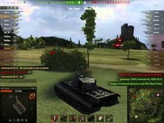 World of tanks Tiger II + IS3 Platoon Westfield Gameplay - YouTube