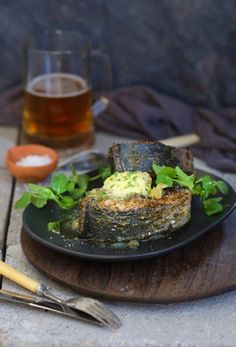 Yellowtail on the braai is a South African favourite. Try this recipe for delicious yellowtail darnes with a herby mascarpone butter. Braai Recipes, Barbecue Recipes, Fish Recipes, New Recipes, South African Recipes, Ethnic Recipes, Best Bread Recipe, Recipe Ratings, Butter Recipe