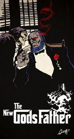 The New Godsfather by Joel Ojeda Lopez