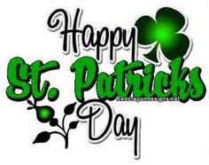 st patricks day vector by srnr image 435393 vectorstock rh pinterest com happy saint patricks day clipart St. Patrick's Day Border